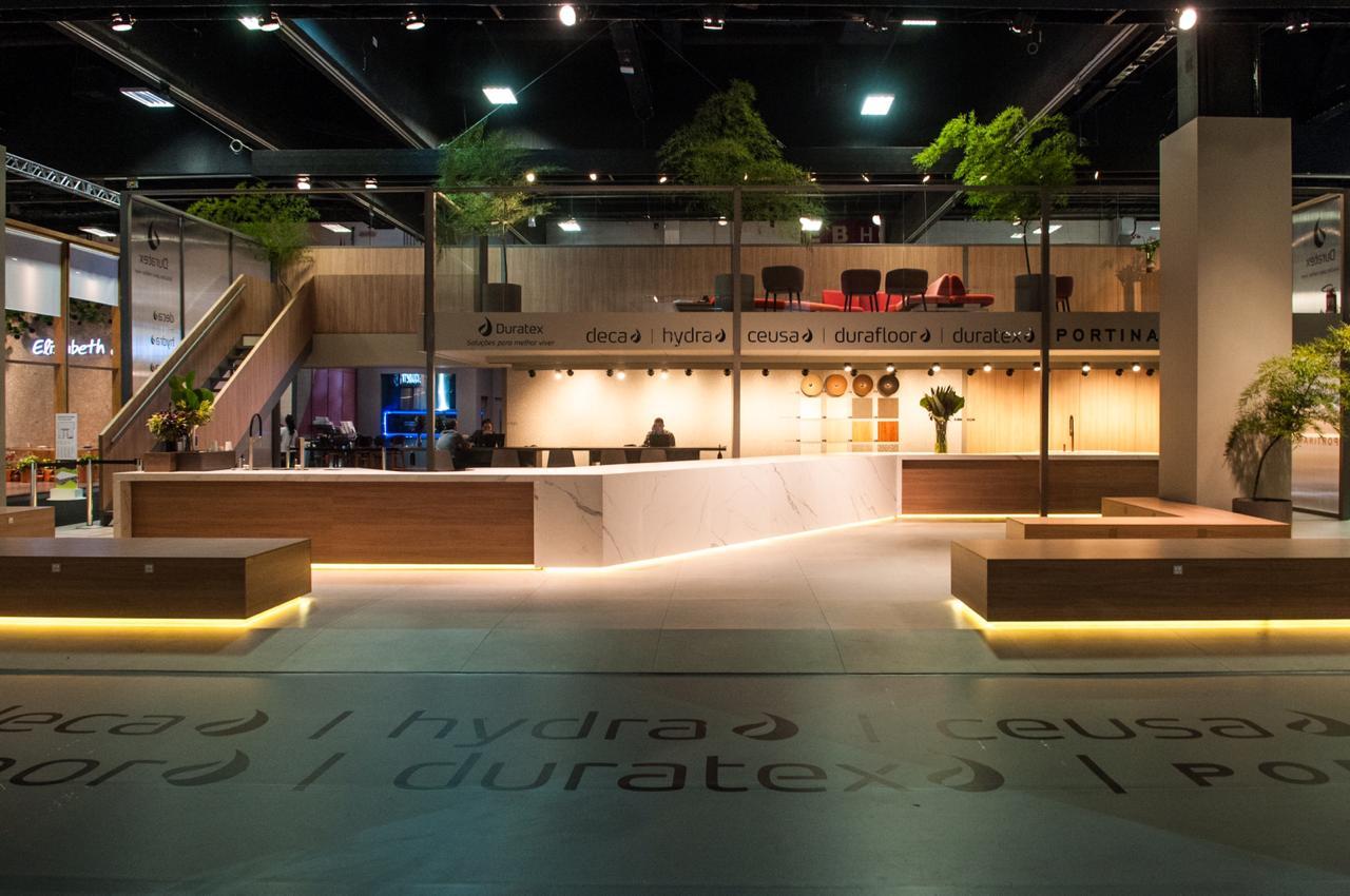 Grupo Duratex para a Expo Revestir 2020